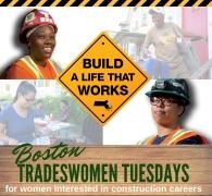 Tradeswomen Tuesday Boston 2020
